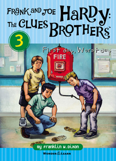 Frank and Joe Hardy:The Clues brothers 3