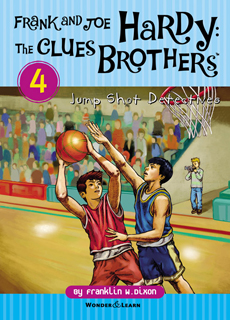 Frank and Joe Hardy:The Clues brothers 4